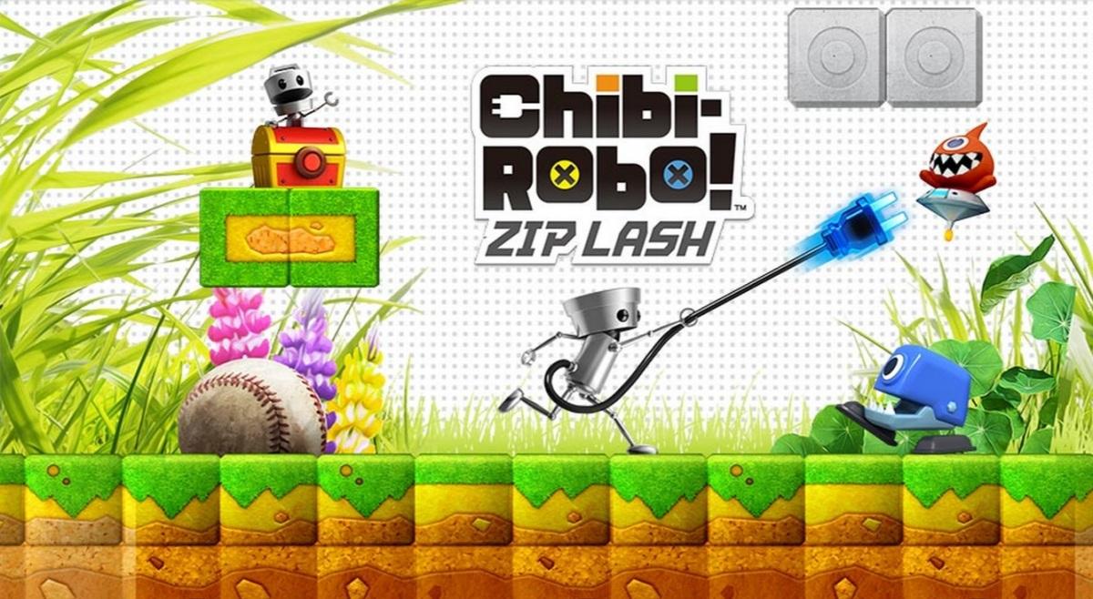 Chibi-Robo! Zip LashReview