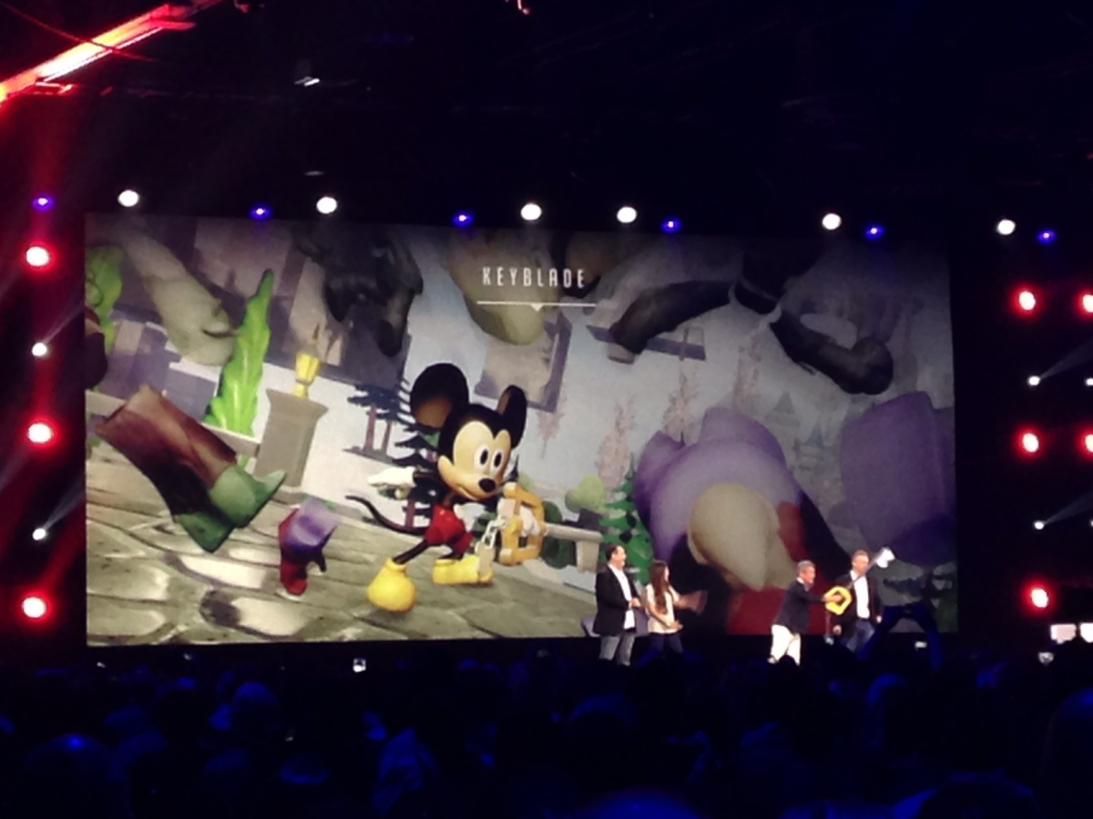Disney Infinity: Sora's Keyblade Revealed As 3.0's Ultimate Unlock