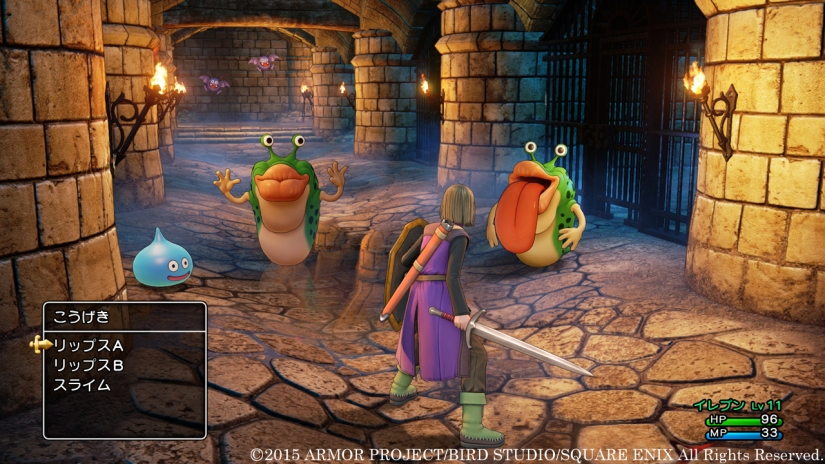 Dragon Quest XI Will Be 'Offline' And Will Be Released By May 2017