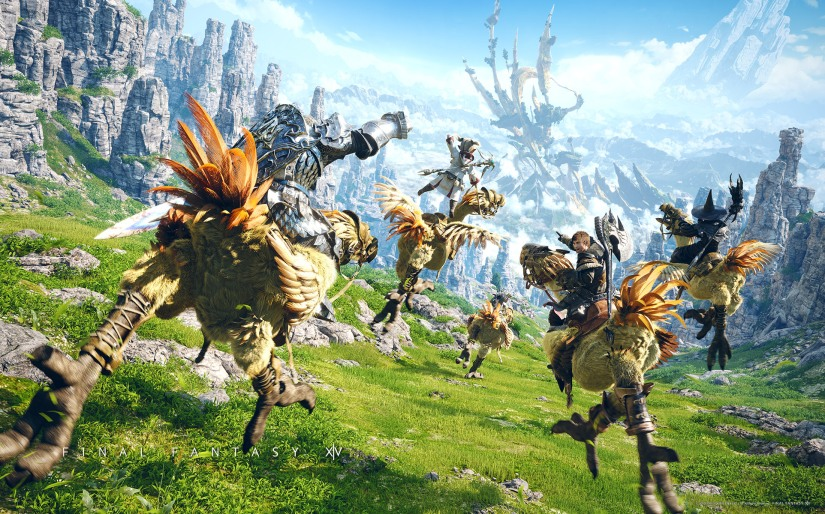 Square Enix Is Considering Bringing MMO Final Fantasy XIV To NX