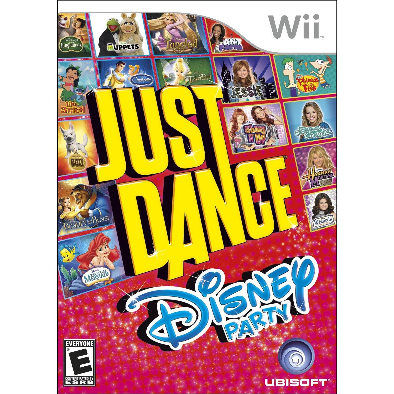 wii u disney dance