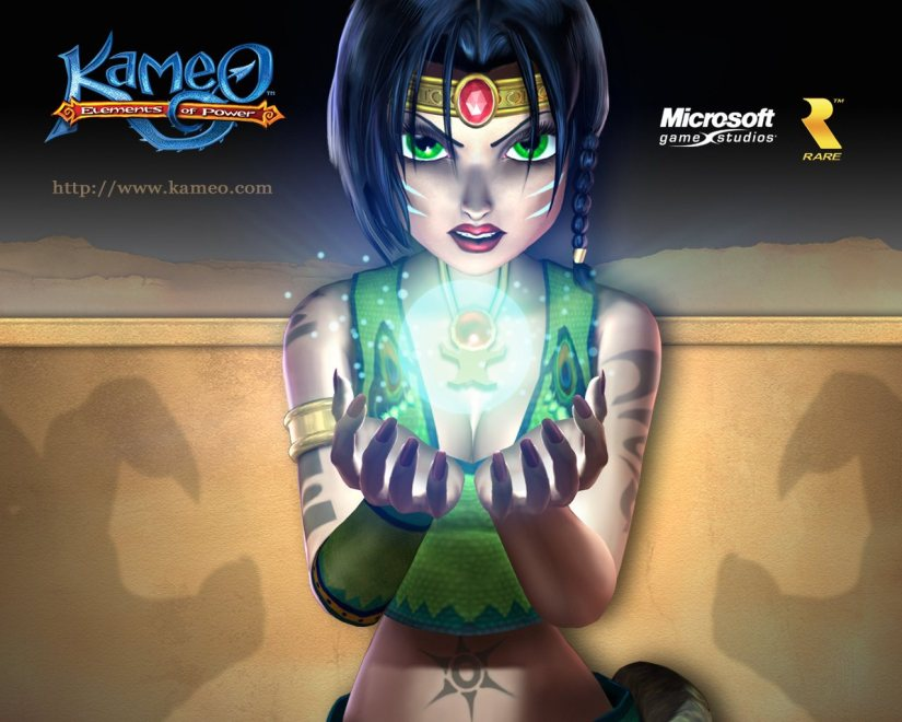 Early Gamecube Prototype For Rare's Kameo Unearthed