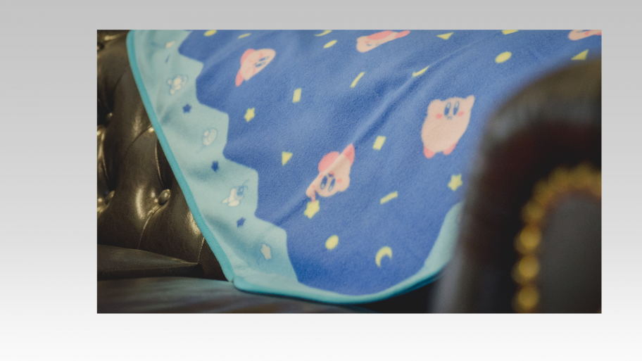 Club Nintendo Europe: Card Matching Game And Kirby's Dream BlanketUp