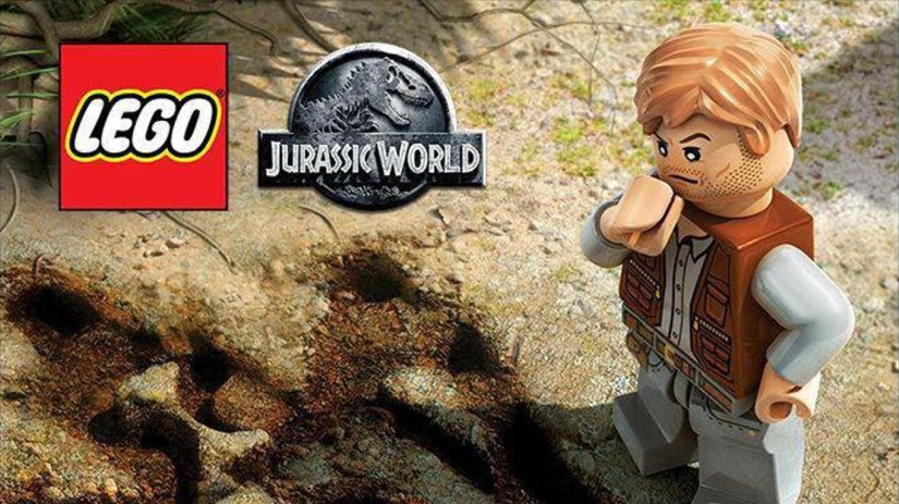 UK Charts: LEGO Jurassic World Takes The Top Spot
