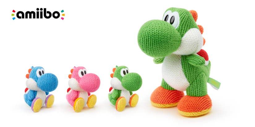 Nintendo Europe Details Holiday Lineup Including Amiibo And Xenoblade X