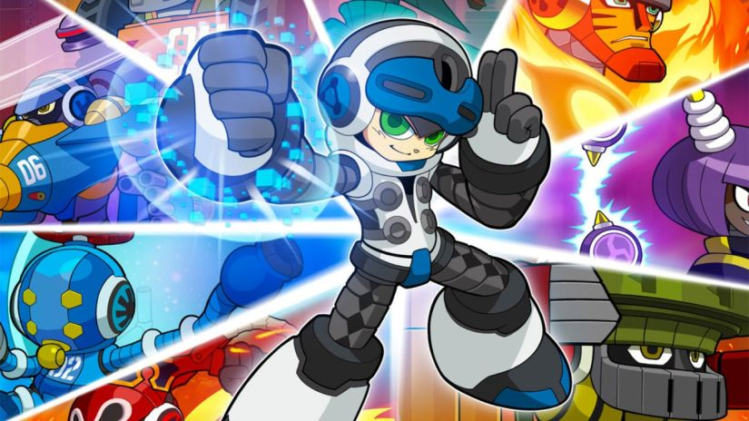 Check Out Some Mighty No.9 Footage From Gamescom