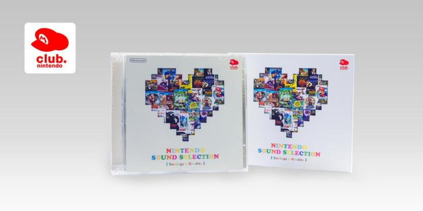 Video: Club Nintendo Sound Collection Unboxing