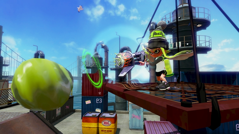 The Inkbrush Nouveau And Range Blaster Are Available Now In Splatoon