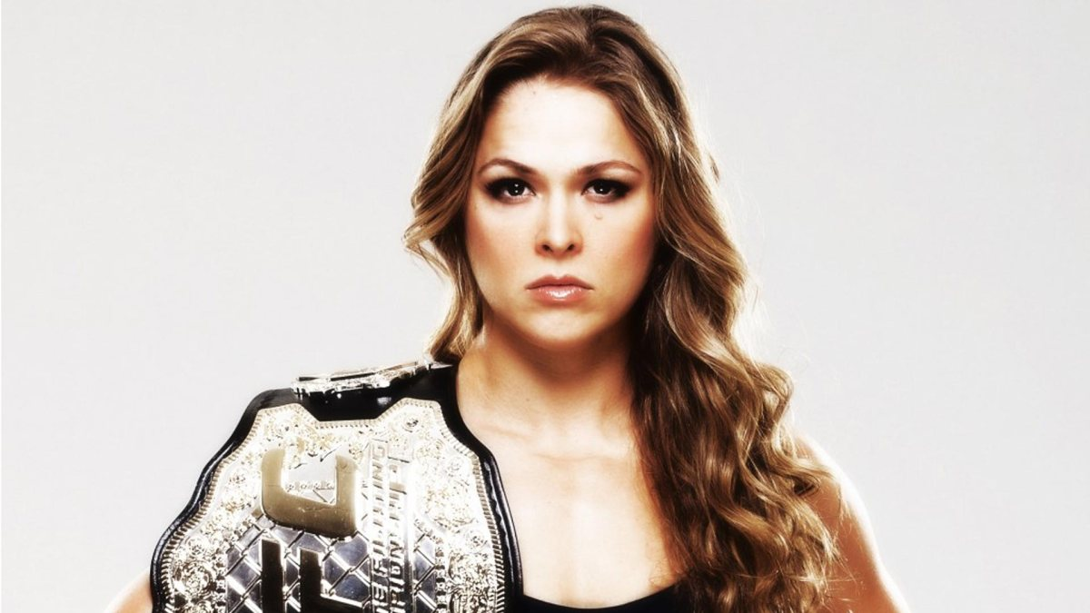 Ronda Rousey Drew Comparisons to a Pokemon During WWEs