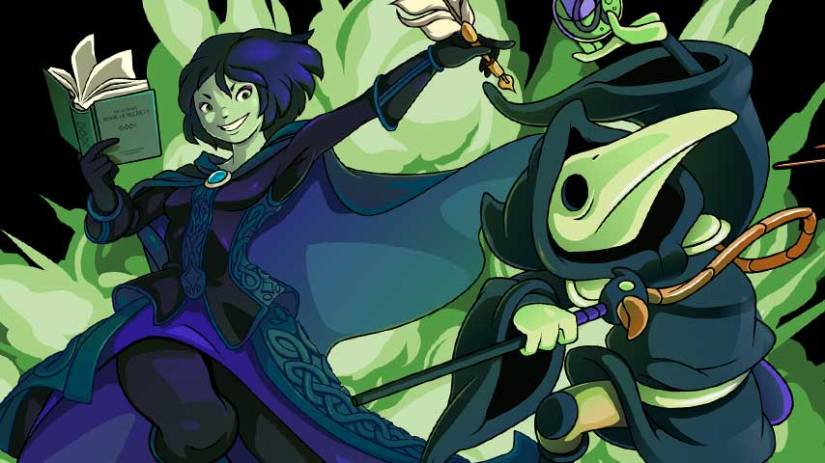 Shovel Knight Plague Of Shadows Trailer Released