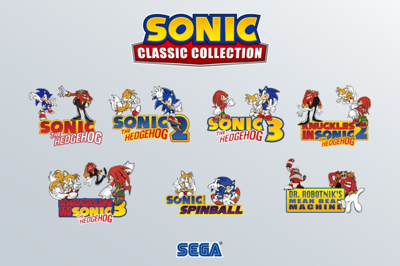 A Number Of Games Were Cut From Sonic ClassicCollection