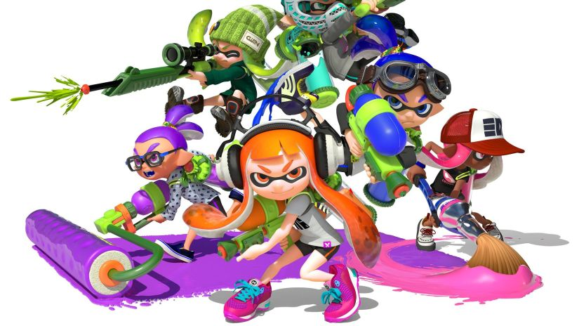 Splatoon's Massive Update Is Out Now; Here Are All TheDetails