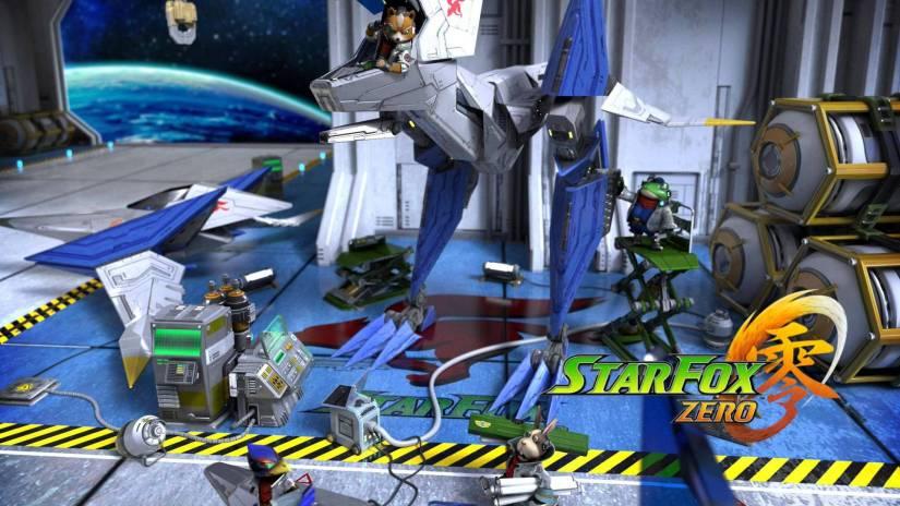 IGN Gamescom: Star Fox Zero Footage Showing Landmaster AndWalker