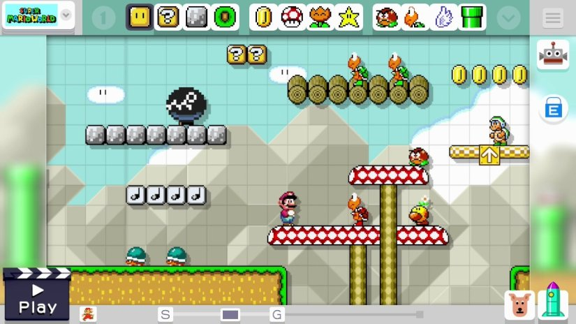 GameXplain Posts One Whole Hour Of Super Mario Maker Footage