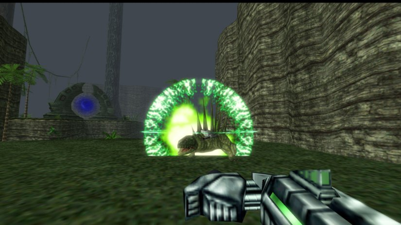 Nintendo 64 Classics Turok 1 & 2 Coming To PC