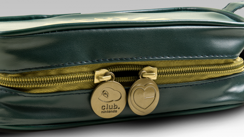 Luxurious Zelda 3DS Carrying Case Added To Club Nintendo Europe