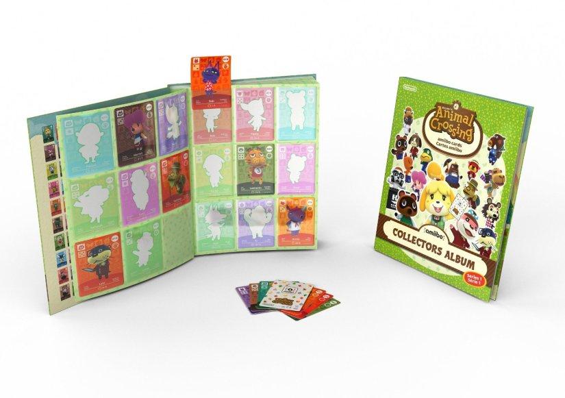 UK: Animal Crossing Amiibo Card Album Is Now Available To Pre-Order OnAmazon