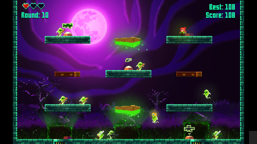 Extreme Exorcism Hits Wii U Later This Month