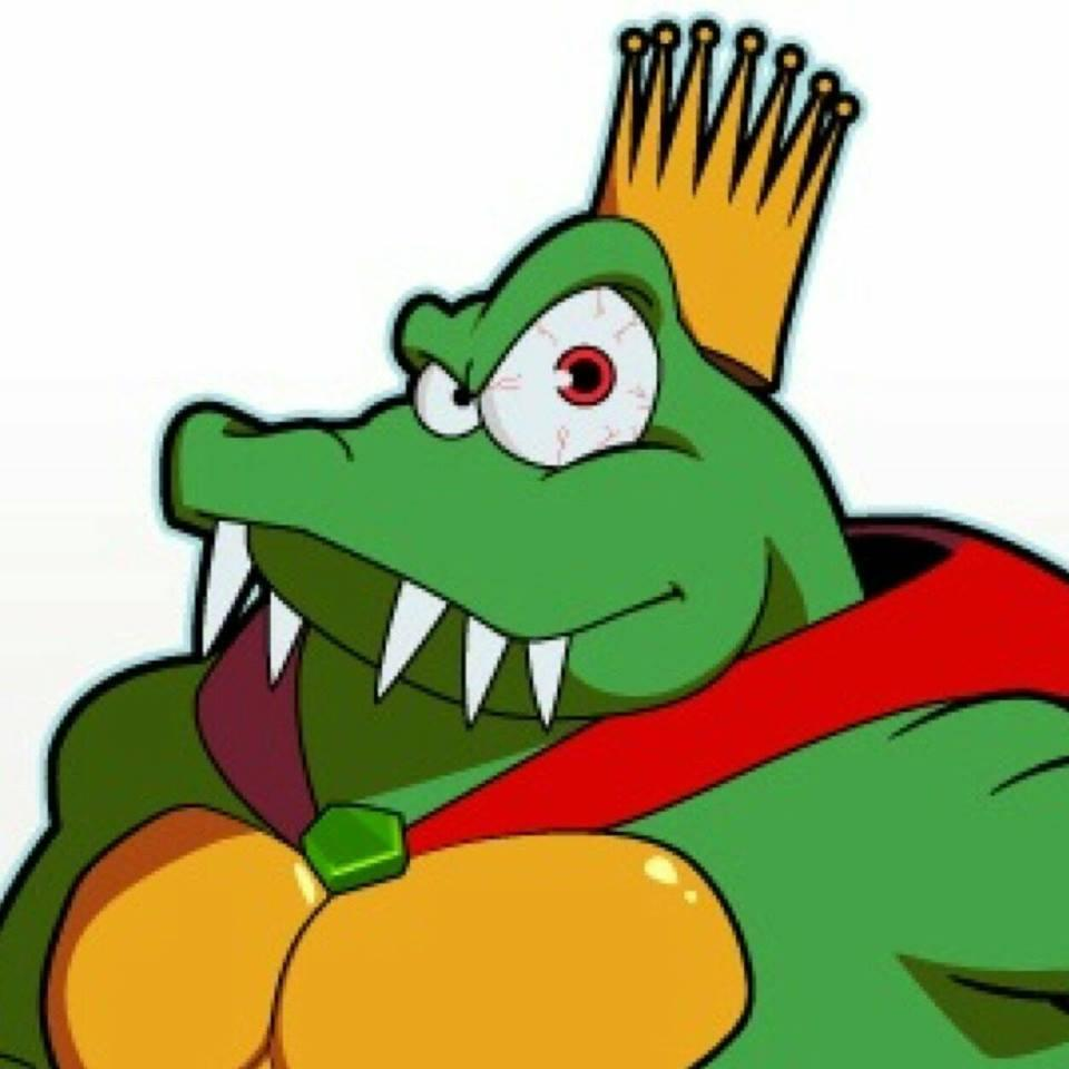 Rare Developer Shares Early Look At King K.Rool From Donkey KongCountry