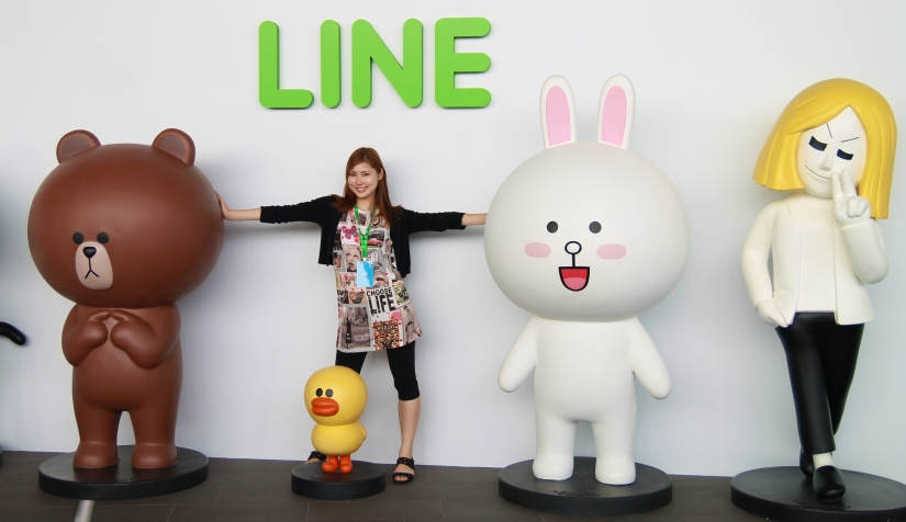 LINE Messaging App Now Includes Cute Animal CrossingStickers
