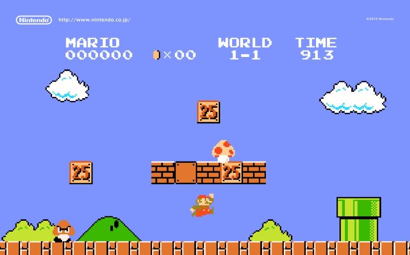 Miyamoto And Takashi Tezuka Talk About The Creation Of Super Mario Bros. World1-1