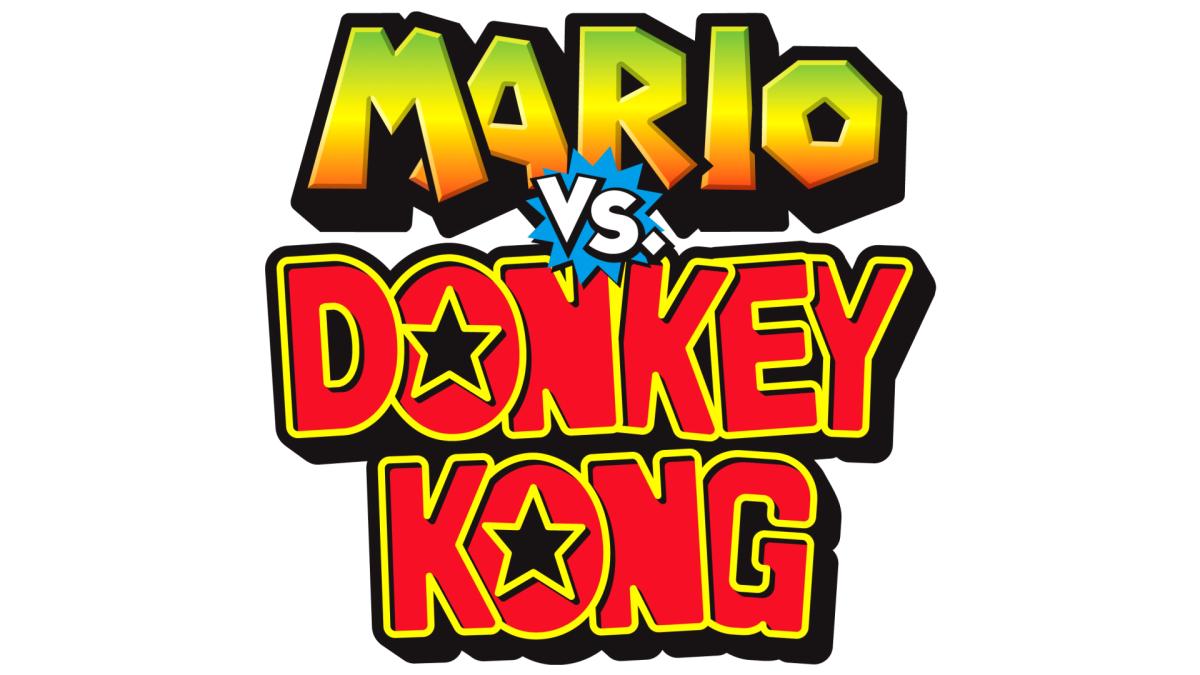 Video: Mario VS Donkey Kong Virtual ConsoleFootage