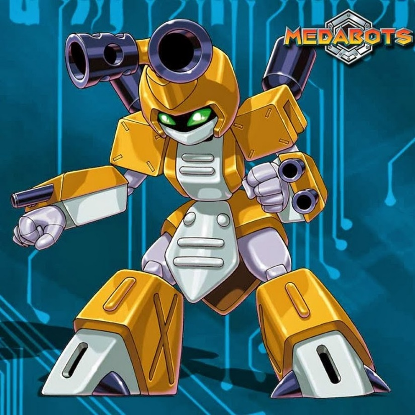 Medabots Game Boy Advance Games Coming To Wii U Virtual Console In Europe