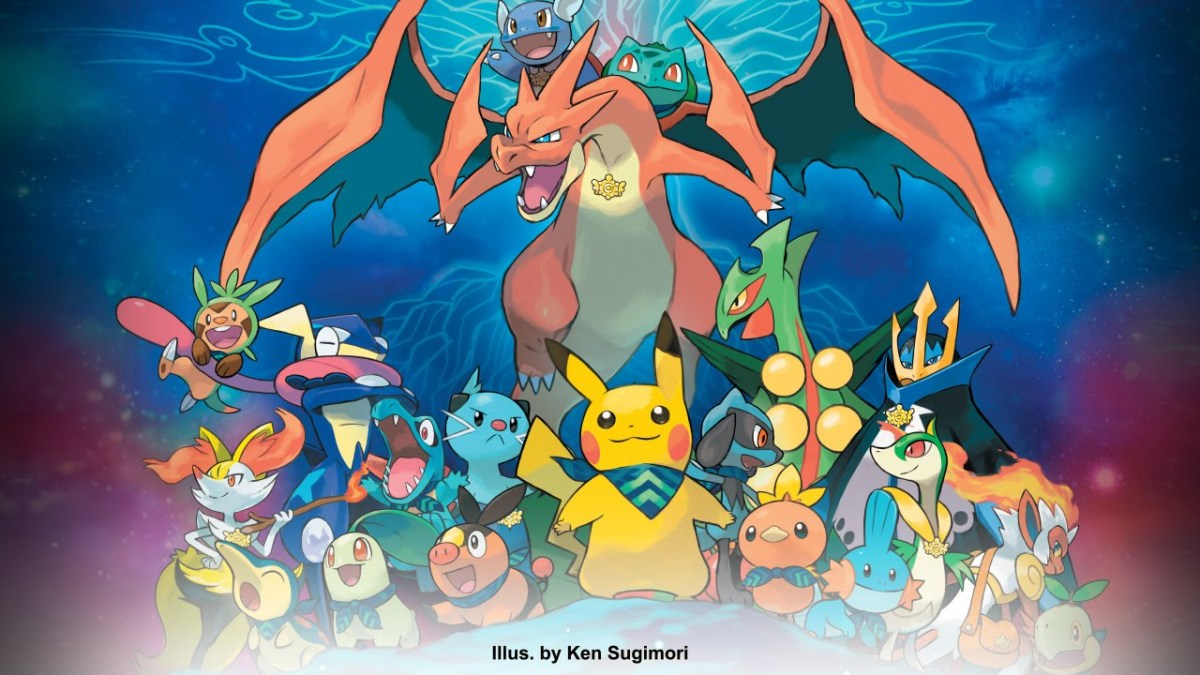 Here's The Pokémon Super Mystery Dungeon LaunchTrailer