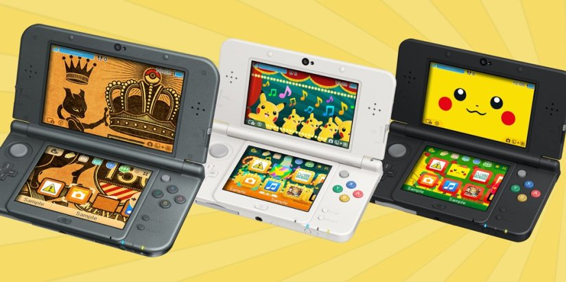 New Pokemon 3DS Themes Announced For Europe To Arrive September18th