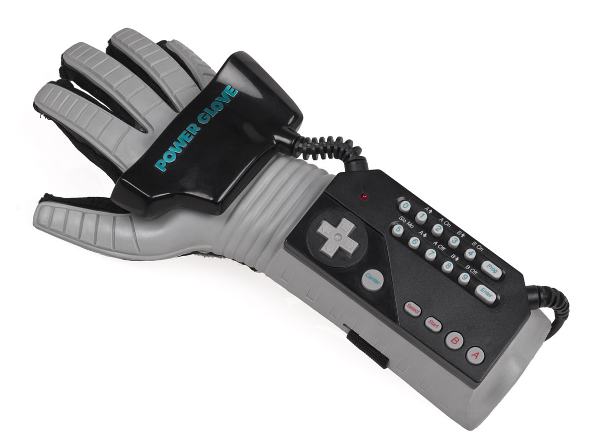 Here's A 30 Minute Documentary On The PowerGlove