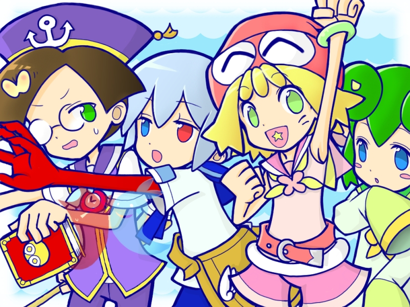 Japan: 3D Puyo Puyo 2 And 3D Power Drift Confirmed For Nintendo3DS