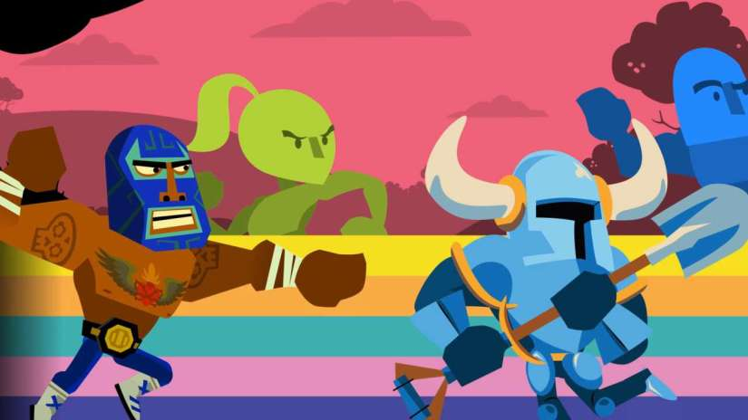Here's An Amusing Runbow Video Featuring A Special Guest FromNintendo