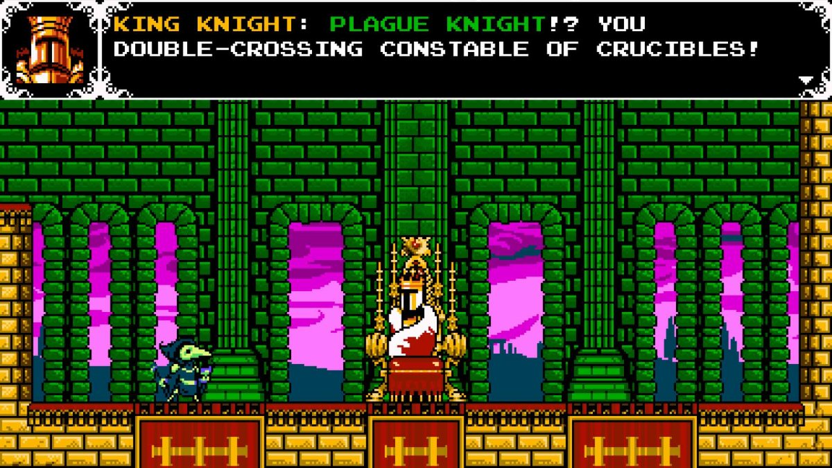 Shovel Knight: Plague Of Shadows Is Now Available As A FreeDownload