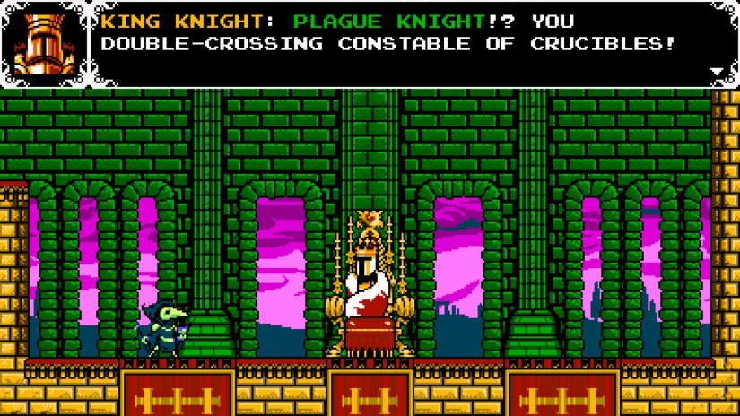 Shovel Knight: Plague Of Shadows Is Now Available As A Free Download