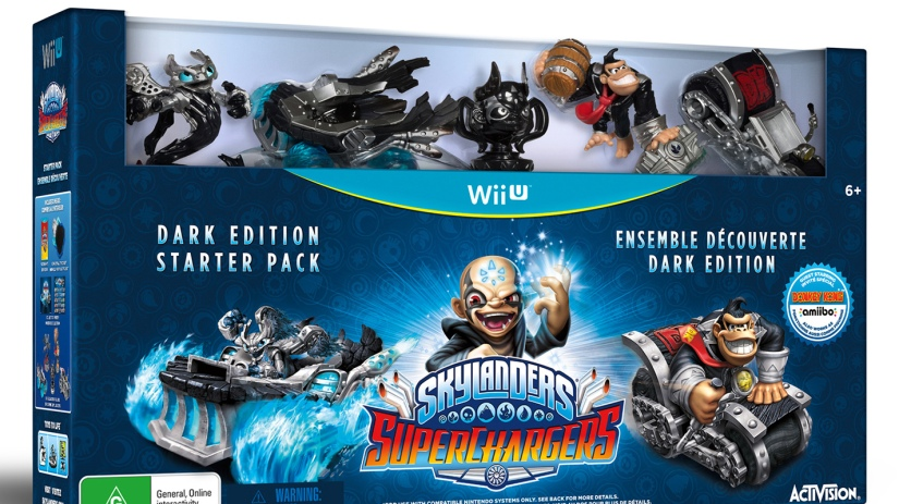 US: $25 Off Skylanders SuperChargers  And SuperChargers: Racing Starter Packs At Amazon And Best Buy