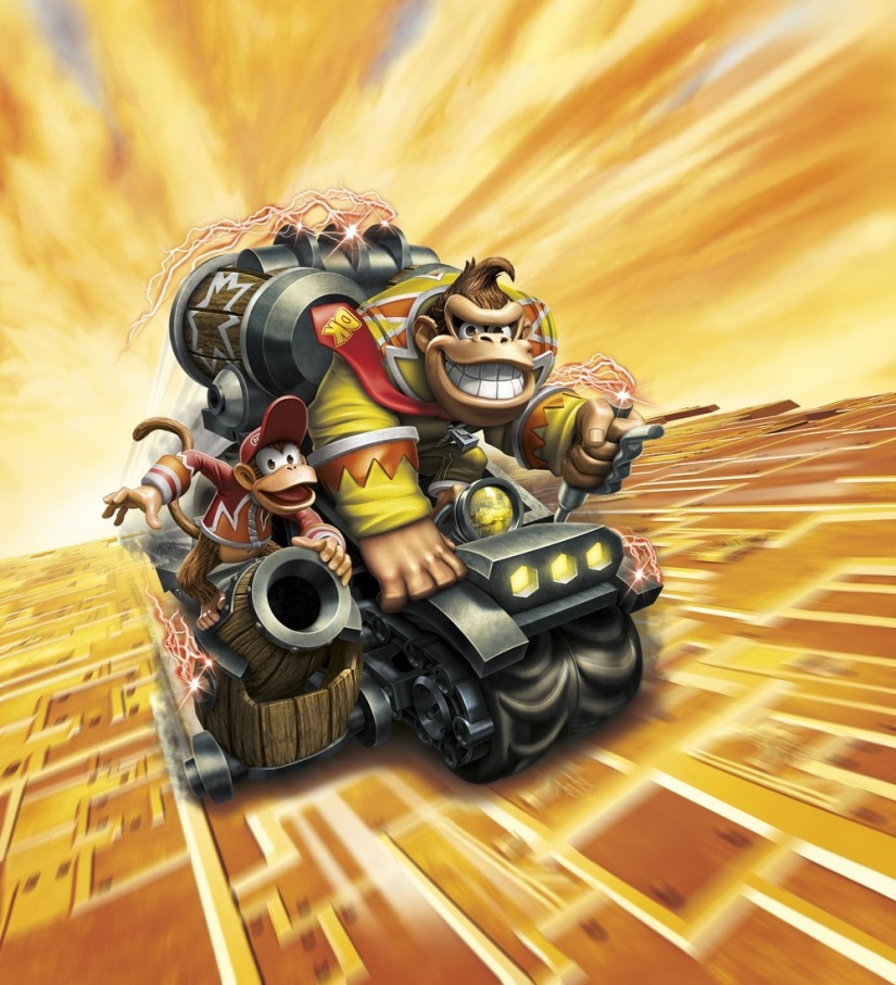 Here's The Launch Trailer for Skylanders:SuperChargers