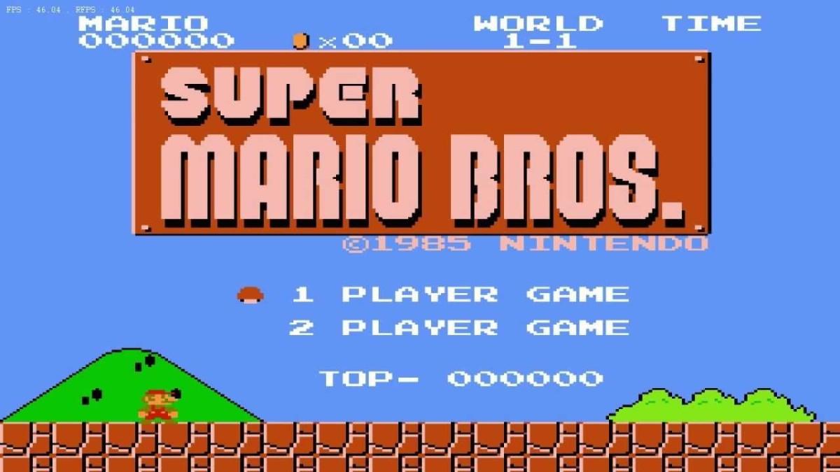 A New Super Mario Bros World Record Has BeenSet