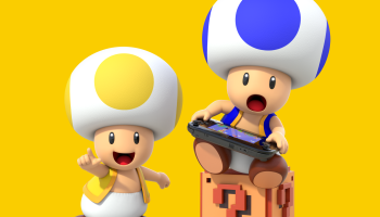 Super Mario Maker Criticised For Only Displaying A White