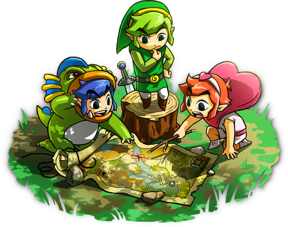 Amazon US: Get The Legend of Zelda: Tri Force Heroes for $35 with Prime