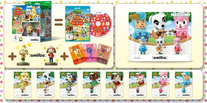 Animal Crossing: Amiibo Festival Arrives In Europe On November20th
