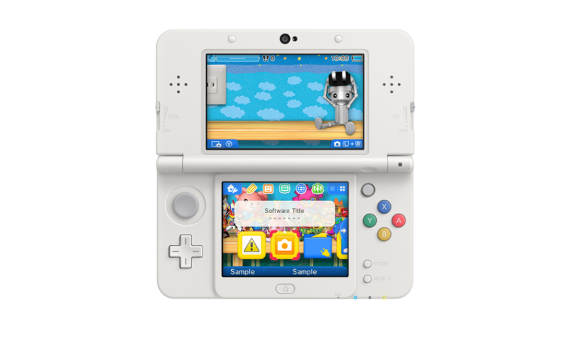 Video: New Chibi-Robo! 3DS Theme