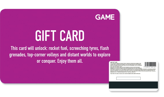 GAME Runs Out Of Gift Cards As Branch Manager Accidentally Orders Them All