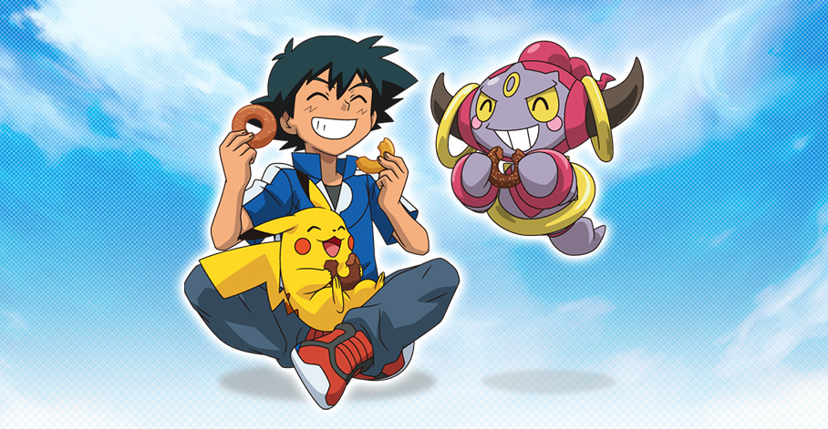 US: Pokémon Hoopa To Be Distributed In McDonald's