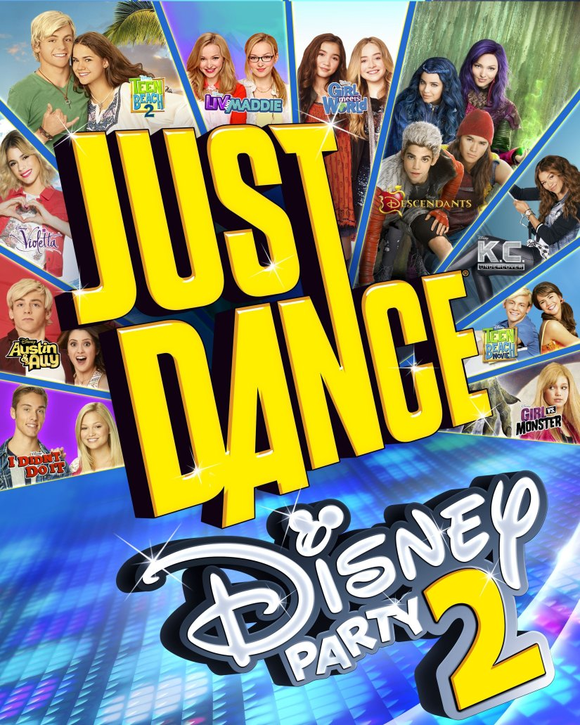 Just Dance: Disney Party 2 Release DateAnnounced