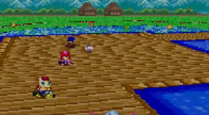 Video: Konami Krazy Racers – Virtual Console FirstLook