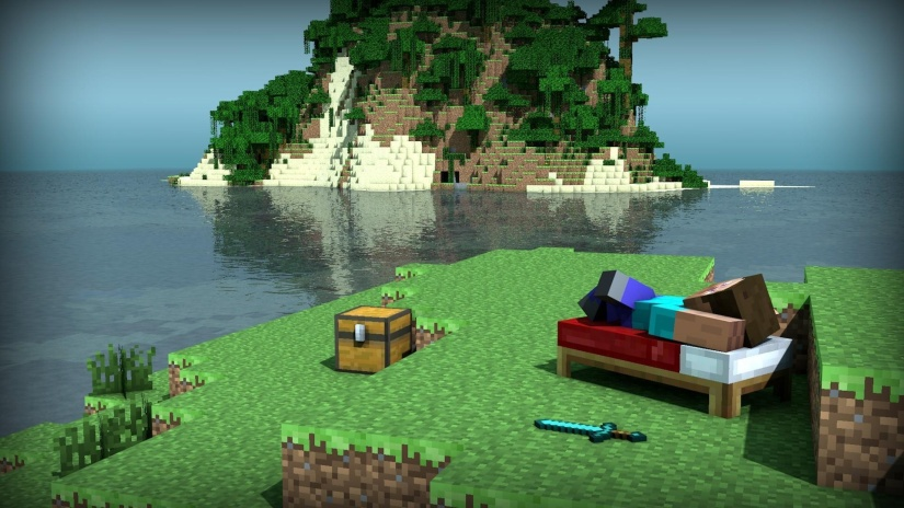 Video: Minecraft: Story Mode Episode 1 'The Order Of The Stone'