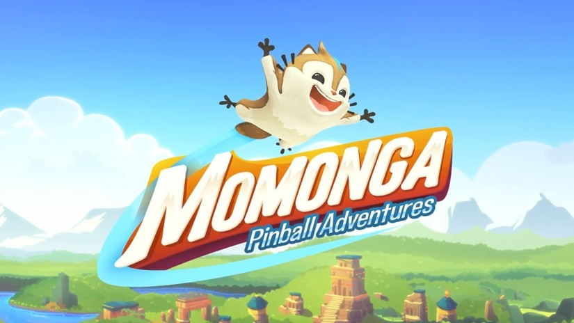 Momonga Pinball Adventures Will Arrive On The Wii U Next Week