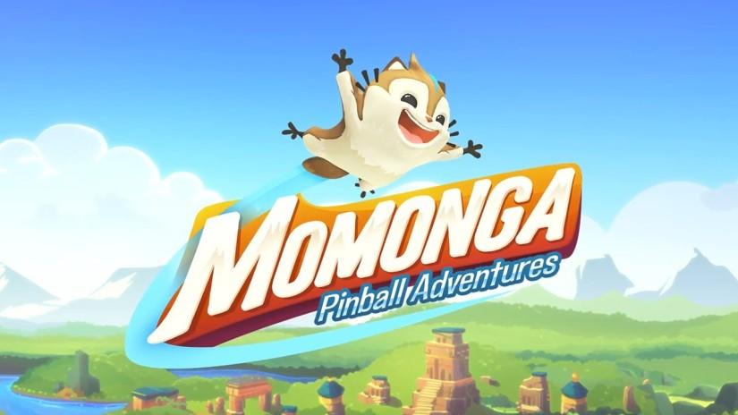 Momonga Pinball Adventures Will Arrive On The Wii U NextWeek