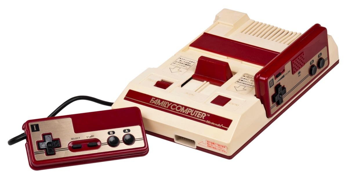 NES Designer Talks About The Birth Of Nintendo's FirstFamicom