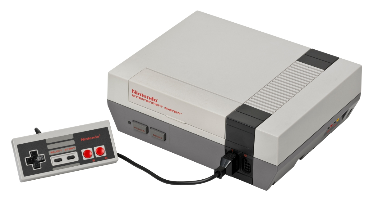 Sony Wishes The NES A Happy 30thBirthday